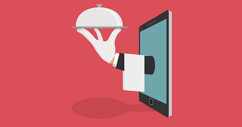 Restaurantlar için 3 anahtar Digital Signage dersi