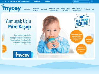 Mycey - Web Sitesi