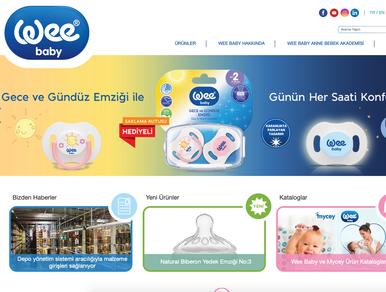 Weebaby - Web Sitesi