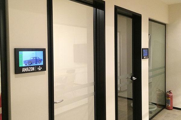 Volvo - Toplantı Odası Bilgi Ekranları